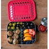LunchBots Trio med Dots Red